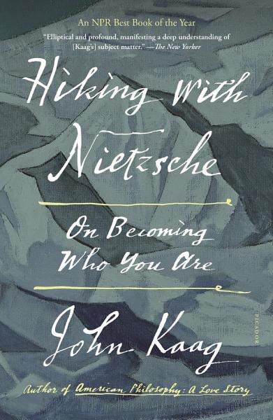 Download Hiking with Nietzsche Book