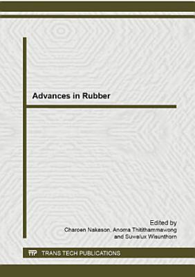 Advances in Rubber PDF