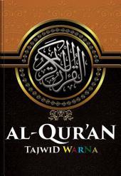 Al-Quran Tajwid Warna Al-Huffaz (Hafalan): 8 Kode Warna Tajwid