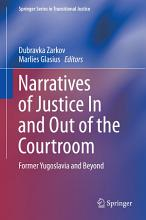Narratives of Justice In and Out of the Courtroom PDF