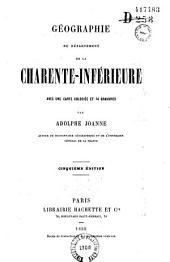 Géographies départementales