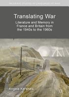 Translating War PDF