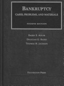 Cases  Problems  and Materials on Bankruptcy PDF