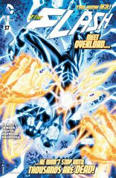 The Flash (2011-) #37