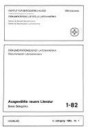 Bolet  n de documentaci  n latinoamericana PDF