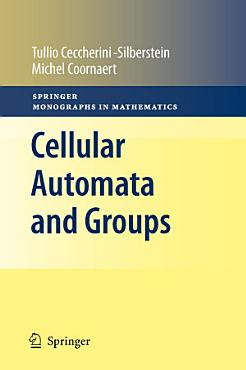 Cellular Automata and Groups PDF