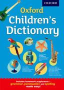 Oxford Children s Dictionary PDF