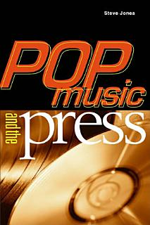 Pop Music and the Press Book