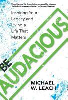 Be Audacious PDF
