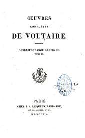 Oeuvres complètes de Voltaire: Volume4