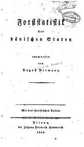 Forststatistik der dänischen staten