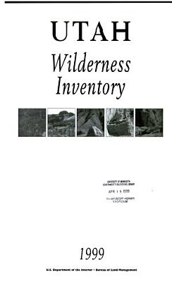 Utah Wilderness Inventory