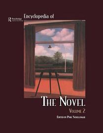 Encyclopedia of the Novel PDF