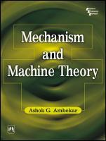 MECHANISM AND MACHINE THEORY PDF