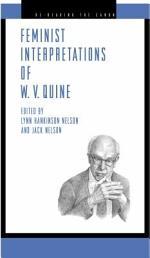 Feminist Interpretations of W. V. Quine