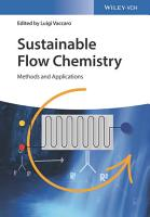 Sustainable Flow Chemistry PDF