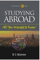Studying Abroad An Overview PDF