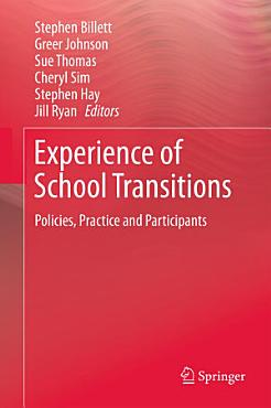 Experience of School Transitions PDF