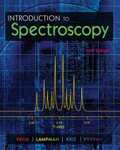 Introduction to Spectroscopy: Edition 5