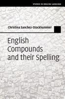 English Compounds and their Spelling PDF