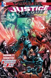 Justice League (2011- ) #27