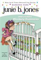 Junie B  Jones  2  Junie B  Jones and a Little Monkey Business PDF