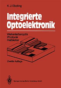 Integrierte Optoelektronik PDF