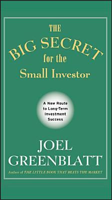 The Big Secret for the Small Investor PDF