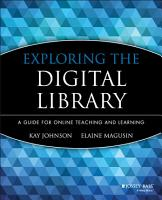 Exploring the Digital Library PDF