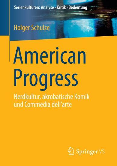 American Progress PDF