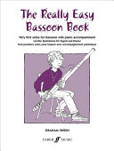 The really easy bassoon book