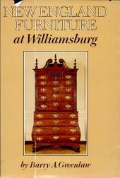 New England Furniture at Williamsburg