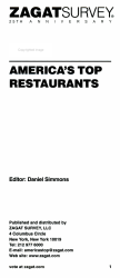 America s Top Restaurants PDF