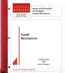 Land Resources PDF