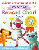 Skills for Starting School My Sticker Reward Chart Book