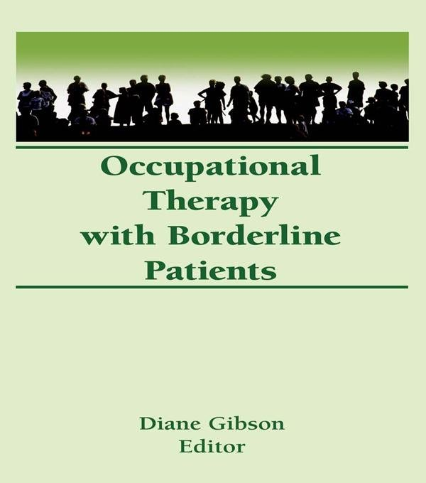 Occupational Therapy With Borderline Patients