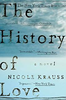 The History of Love  A Novel Book