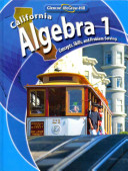 California Algebra 1