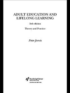 Adult Education and Lifelong Learning PDF