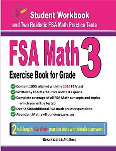 FSA Math Exercise Book for Grade 3 PDF