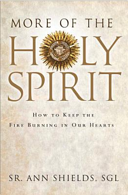 More of the Holy Spirit
