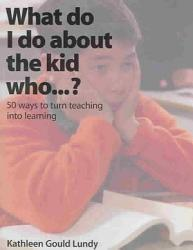 What Do I Do About The Kid Who  Book PDF