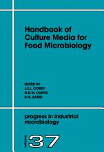 Handbook of Culture Media for Food Microbiology  Second Edition PDF