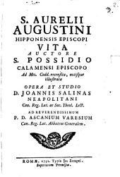 S. Aurelii Augustini Hipponensis episcopi vita