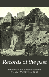 Records of the Past: Volume 6, Issues 1-3