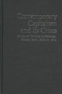 Contemporary Capitalism and Its Crises PDF