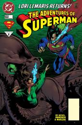 Adventures of Superman (1987-2006) #532