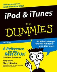 Ipod And Itunes For Dummies Book PDF