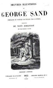 Œuvres illustrées de George Sand: Volumes5à6