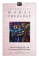 Journal of Moral Theology  Volume 8  Special Issue 2 PDF